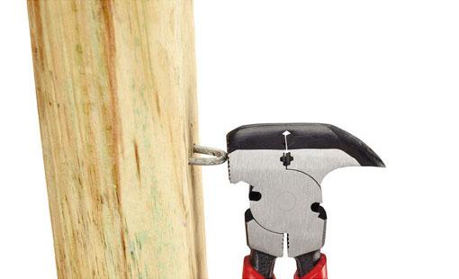 Hammering Staples