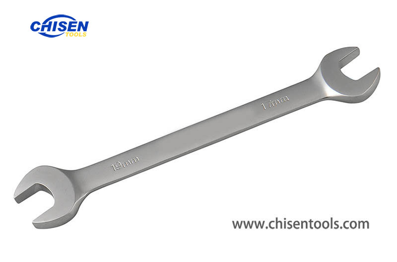 Double Open End Spanner Wrench