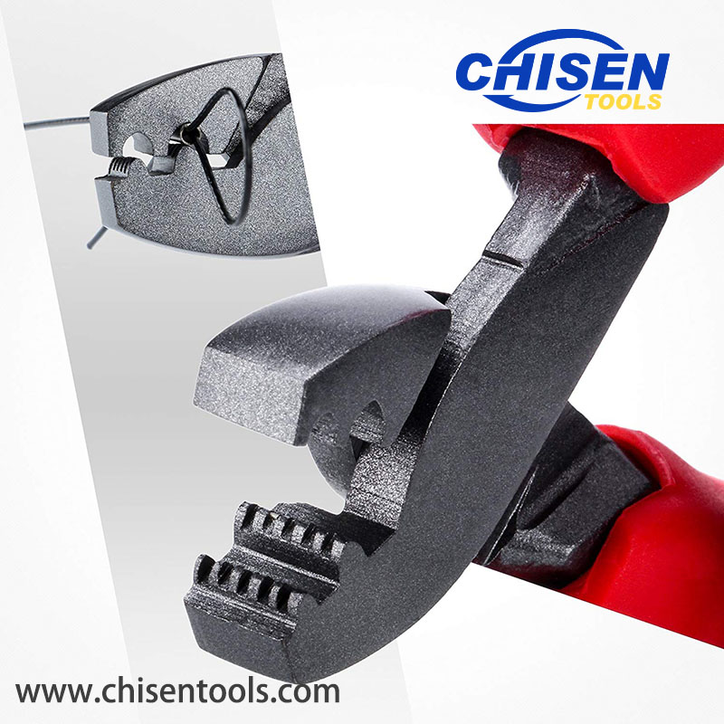 Fishing Crimping Pliers' Function