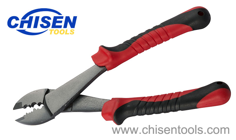 High Leverage Fishing Wire Crimping Pliers