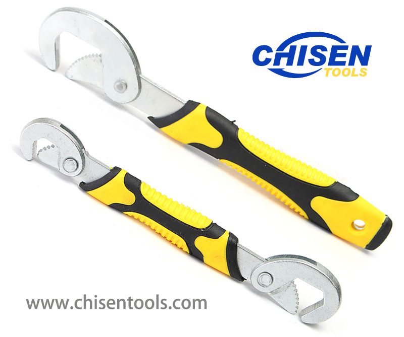 Snap and Grip Adjustable Spanner