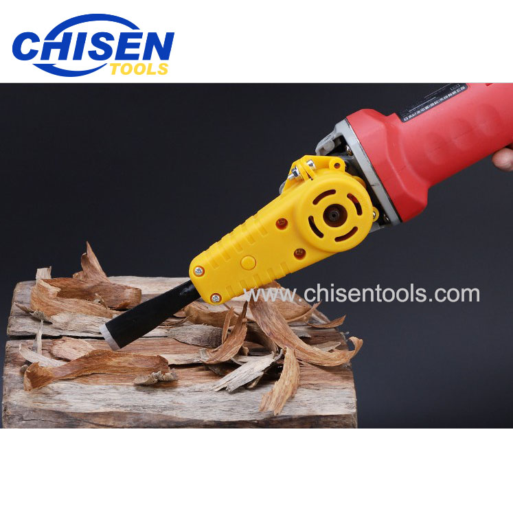 Electric Power Wood Carving Chisel Set for Angle Grinder, Carving Wood