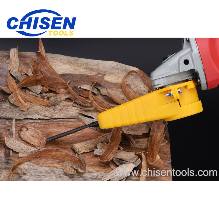 Function of Electric Power Wood Carving Chisel Set for Angle Grinder